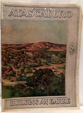 1915 ATASCADERO SAN LUIS OBISPO COUNTY CALIFORNIA COLONY HOLDING COORPORATION