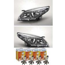 Scheinwerfer Set für Renault MEGANE III Bj. 11/08-03/12 H7/H7 mit Motor 56749467