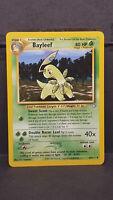 Bayleef 29 Neo Genesis Uncommon Pokemon Card Near Mint