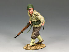 WWII US Infantryman with Rifle and Grenade King and Country DD188 - D-Day '44