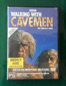 Walking with Cavemen (DVD , 2003 ) Region 4