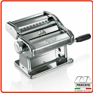 ❤ Marcato 2700 Atlas 150 Silver Wellness Pasta Machine MADE IN ITALY RRP $299 ❤