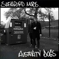 "Sleaford Mods - Austerity Dogs (NEW 12"" VINYL LP)"