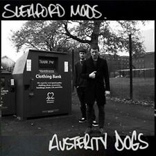 "Sleaford Mods - Austerity Dogs (NEW 12"" VINYL LP)"