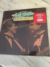 THE EVERLY BROTHERS   REUNION CONCERT   2 LP SET  GATEFOLD COVER   438