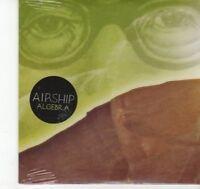 (DJ531) Airship, Algebra - 2011 sealed DJ CD