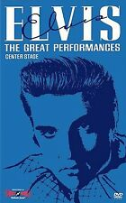 Elvis - The Great Performances Vol 1: Center Stage