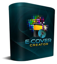 E-Book ECover Maker Software with Master Resell Rights - Business Opportunity