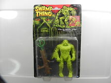 Swamp Thing Kenner Snap Up Swamp Thing Vintage 1990 Action Figure SEALED