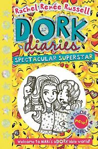 Dork Diaries: Spectacular Superstar (Volume 14) (Paperback, 2020) 9781471172809