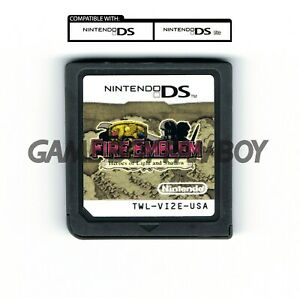 Fire Emblem New Mystery of the Emblem ENGLISH Nintendo DS Shin Monshou no Nazo