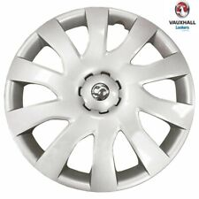 "New Genuine Vauxhall Vivaro B 2015-2019 16"" Wheel Trim Cover 93866649 X1"