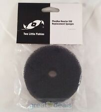 PhosBan Reactor 550 Replacement Sponges Foam Disk 2 pack by Two Little Fishies