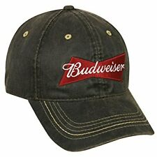 Budweiser Weathered Cotton Cap