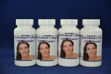 4 Hydrolized Collagen, Vitamin C CAPS, hidrolizado, colageina 10, colageno