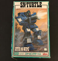 """Votoms Takara  ATH-14-WPC Snaping-Turtle SN-Turtle 1/35 Scale - Box """"A"""""""