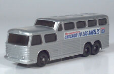 Lledo Days Gone GM PD-4501 Scenicruiser Route 66 The Mother Road Scale Model Bus