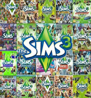 The Sims 3 + All Expansions / key / Download Game For PC / Great BANDLE