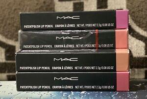 M·A·C Patentpolish Lip Pencil - Crayon A Levres - 2.3g/0.08 OZ - Pick your shade