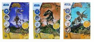 Dinosaur Dig Excavation Kit pack of 6, Great Xmas present for kids Bargain