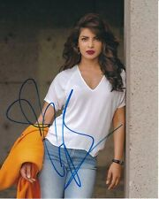 PRIYANKA CHOPRA Signed Photo w/ Hologram COA