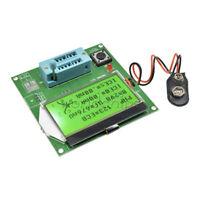 Digital LCD GM328A Transistor Tester Diode Triode LCR ESR Meter MOS/PNP/NPN