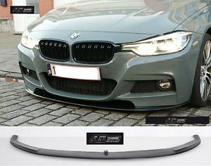Frontlippe Cupspoiler Frontspoiler passend für BMW F30 F31 + Kleber