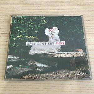 INXS _ Baby Don't Cry _ CD Maxi 4 Tracce _ 1992 Mercury