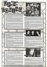 Scheck4p6 Up and coming bands Article & pictures ( Inevitable records- torch son