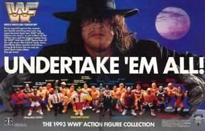 WWF/WWE Vintage Hasbro Action Figures - Multibuy and Postage Discounts!