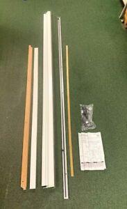 Andersen French Wood Outswing Patio Door Retractable Screen 2573343