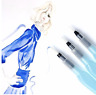 3 Pcs Artist Ink Pens Water Brush Set Watercolour Calligraphy Painting Tools Pen
