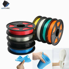 ANYCUBIC 3D Printer Filament 1.75mm 0.5kg/roll Multi-Color TPU for Chiron