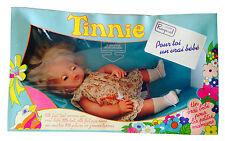 Poupée TINNIE RAYNAL ♥ *DERNIER MODELE EN STOCK* Palitoy TINY TEARS ♥ Vintage
