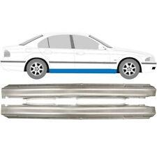 BMW 5 5er E39 1996-2004 Limo und Kombi Voll Schweller Reparaturblech / Paar