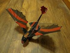 2013 SPIN MASTER--HOW TO TRAIN YOUR DRAGON--TOOTHLESS NIGHT FURY FIGURE (LOOK)