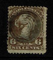 Canada SG# 59 - Used (Light Age Creasing) - Lot 071617
