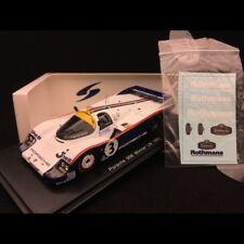 Porsche 956 LH Vainqueur Le Mans 1983 n° 3 1/43 Spark 43LM83