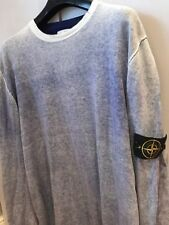 Stone Island Cotton Patternless Jumpers for Men