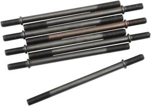 Colony 8 Pack Engine Cylinder Stud Set 86-19 Harley Davidson Sportster XL XLH