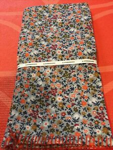 Anthropologie Tea Towels Floral/red Set of 2 NWT