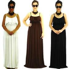 Long Floral Plus Size Dresses for Women