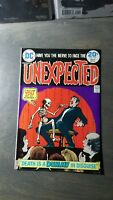 D.C comics The Unexpected #156-1970 Bernie Wrightson