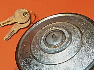 DIECAST LOCKING GAS CAP fits 1965 1966 PLYMOUTH BARRACUDA 1960-1966 VALIANT