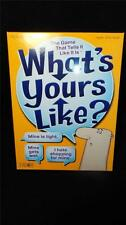 What's Yours Like? - The Game That Tells it Like it Is  COMPLETE 2013 Patch