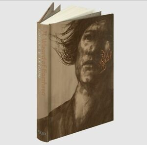 Wizard Of Earthsea - Ursula K le Guin (Folio Society, OUT OF STOCK!)