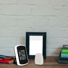 Wireless Outdoor Indoor Thermometers Temperature Humidity Gauge Weather Stations