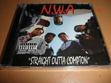 NWA cd STRAIGHT OUTTA COMPTON express yourself gangsta ICE CUBE eazy-e DR DRE