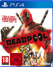 PS4 Game Deadpool NEW