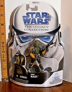 Star Wars The Legacy Collection, Judo Kast, BD18 w/ 5D6-RA7 pt  Hasbro 2008
